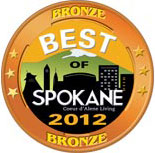 Best of Spokane 2012 Coeur d'Alene Living
